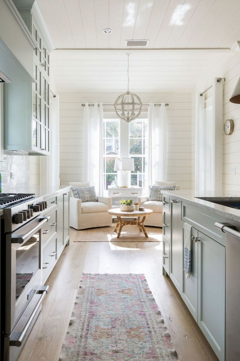 Galley Kitchens Inspirations Part 24