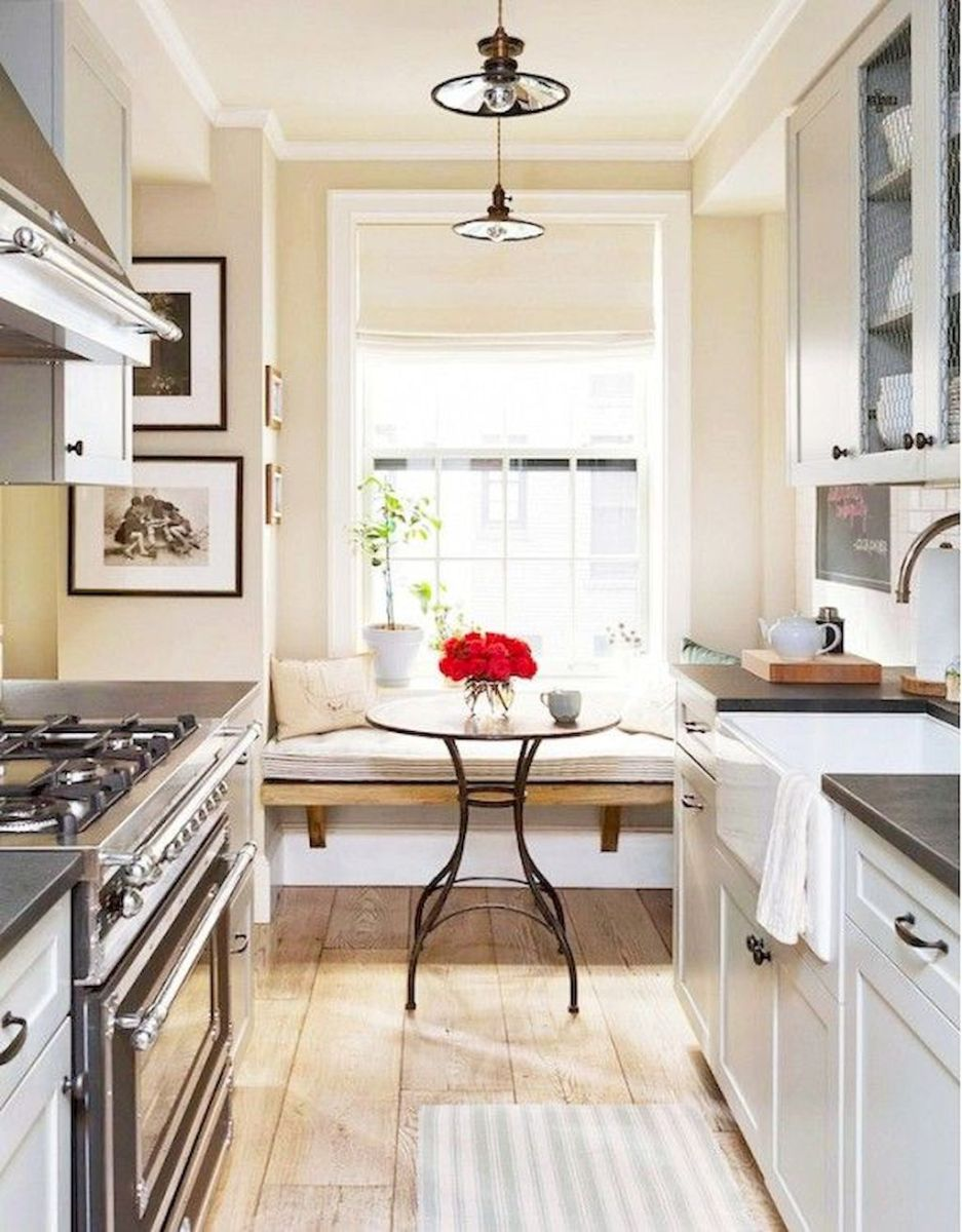 Galley Kitchens Inspirations Part 27