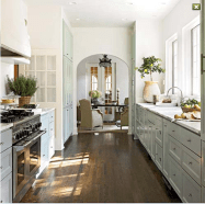 Galley Kitchens Inspirations Part 28
