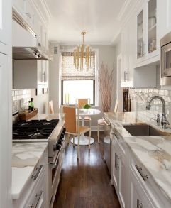 Galley Kitchens Inspirations Part 36
