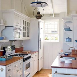 Galley Kitchens Inspirations Part 42