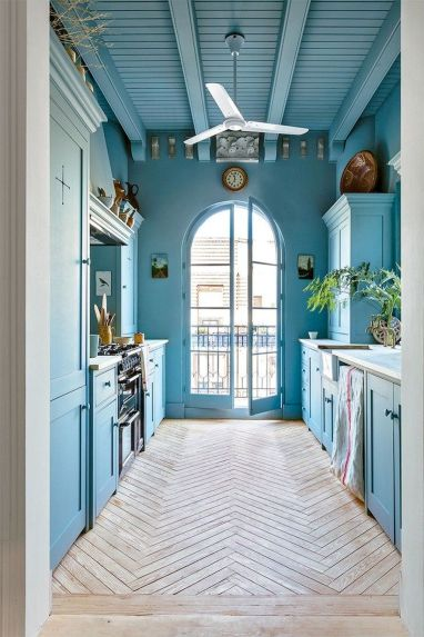 Galley Kitchens Inspirations Part 47