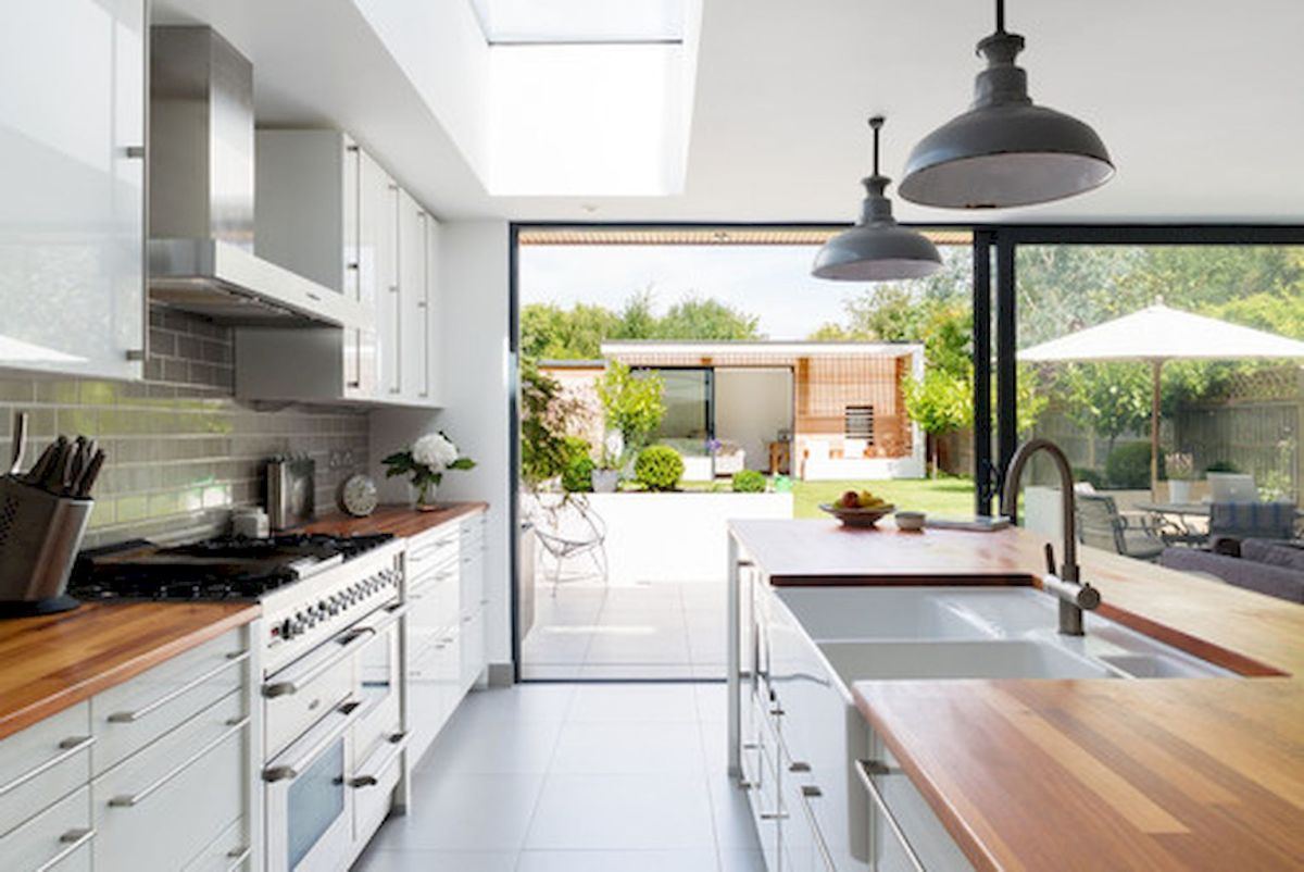Galley Kitchens Inspirations Part 49