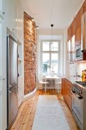 Galley Kitchens Inspirations Part 55