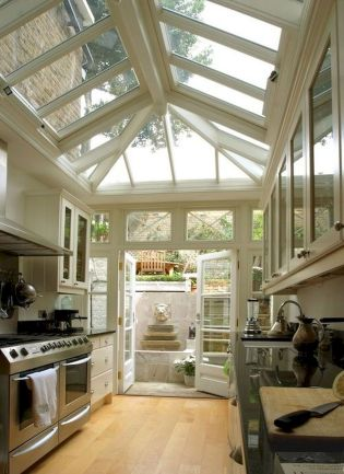 Galley Kitchens Inspirations Part 65