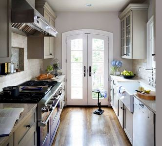 Galley Kitchens Inspirations Part 66