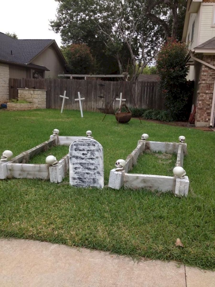 Halloween Outdoor Decorations Part 29