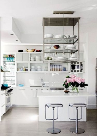 Kitchen Decor Ideas with Small Kitchen Islands Part 34