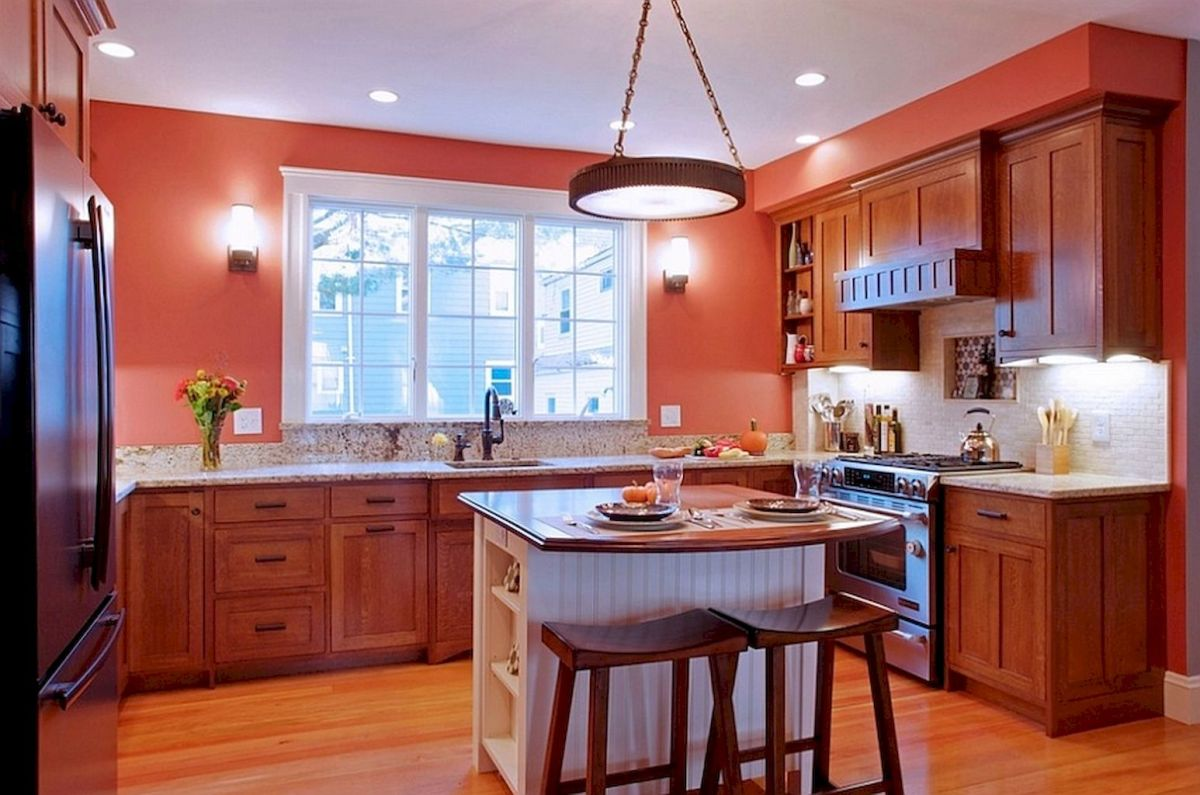 Kitchen Decor Ideas with Small Kitchen Islands Part 37