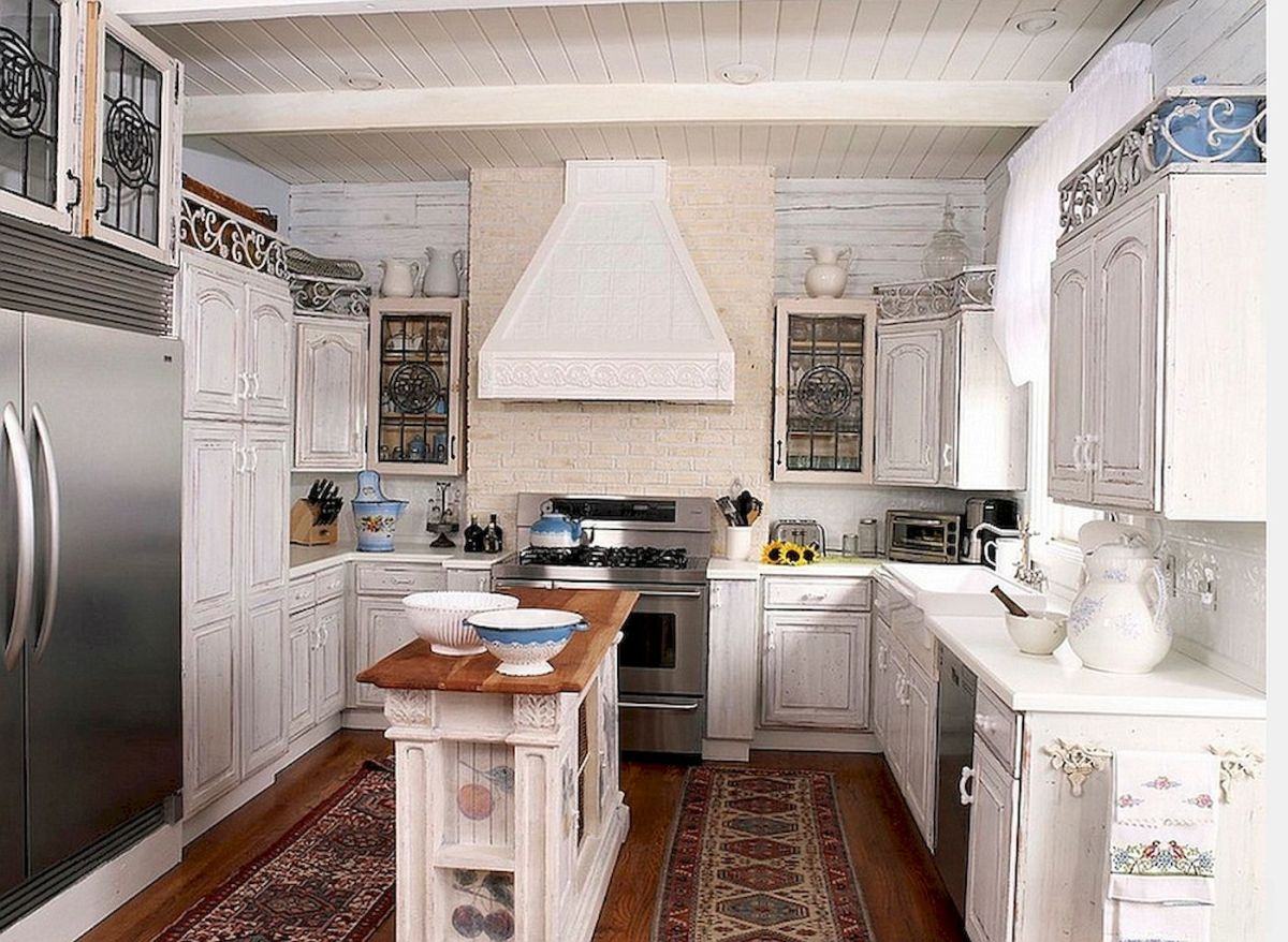 Kitchen Decor Ideas with Small Kitchen Islands Part 41