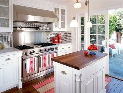 Kitchen Decor Ideas with Small Kitchen Islands Part 52