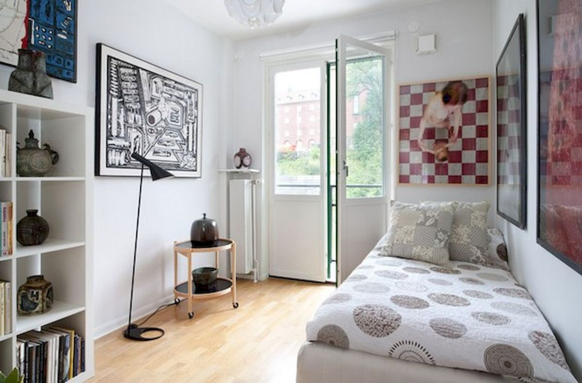 Bedroom Decorating Ideas for Rental Apartment Part 35