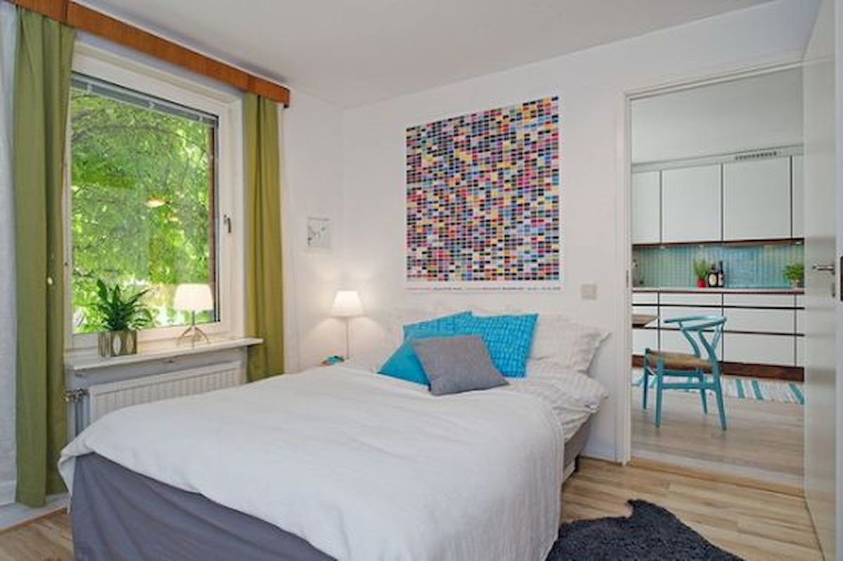 Bedroom Decorating Ideas for Rental Apartment Part 50