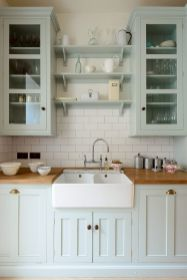Best Modern Farmhouse Kitchen Coloring Ideas with Creative Farmhouse Kitchen Backsplashes and Colorful Kitchen Decorations Part 34