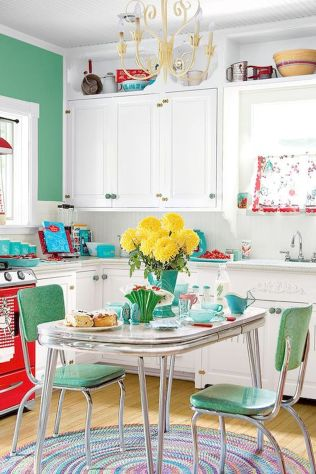 Best Modern Farmhouse Kitchen Coloring Ideas with Creative Farmhouse Kitchen Backsplashes and Colorful Kitchen Decorations Part 58