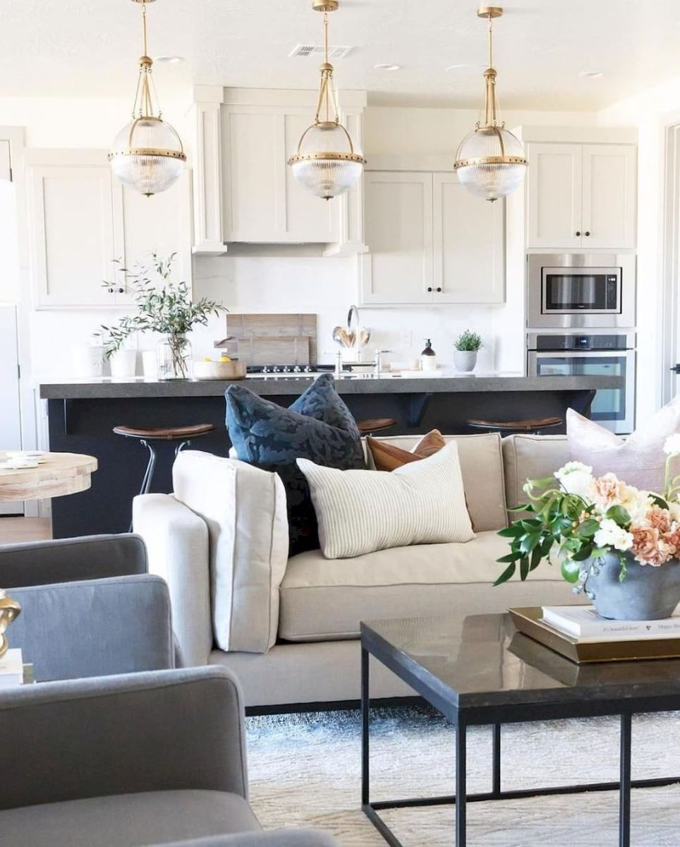 Best Open Kitchen Living And Dining Concepts Perfect For Modern And Traditional Interior Styles (11)