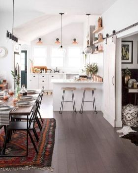 Open Concept Kitchen Ideas With Practical Design Elonahomecom