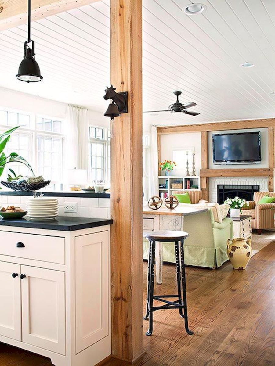 Best Open Kitchen Living And Dining Concepts Perfect For Modern And Traditional Interior Styles (45)