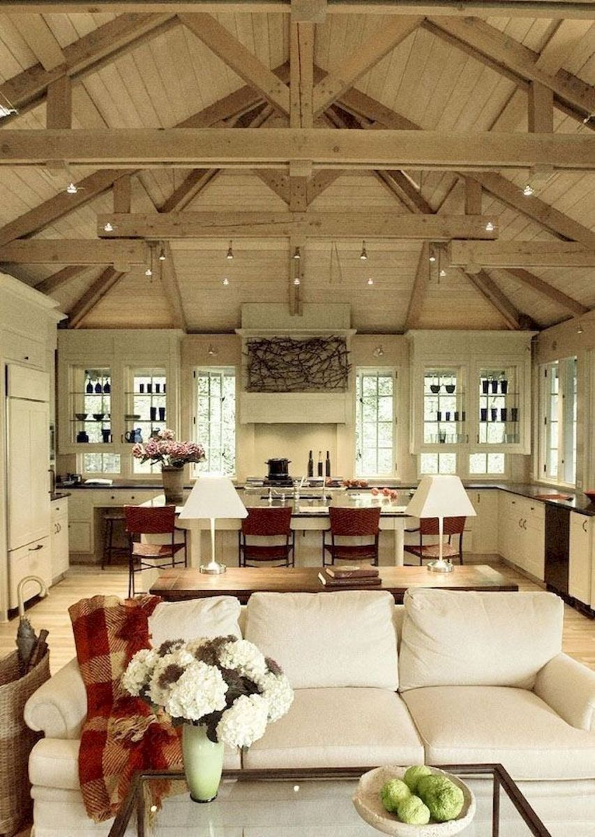 Best Open Kitchen Living And Dining Concepts Perfect For Modern And Traditional Interior Styles (66)