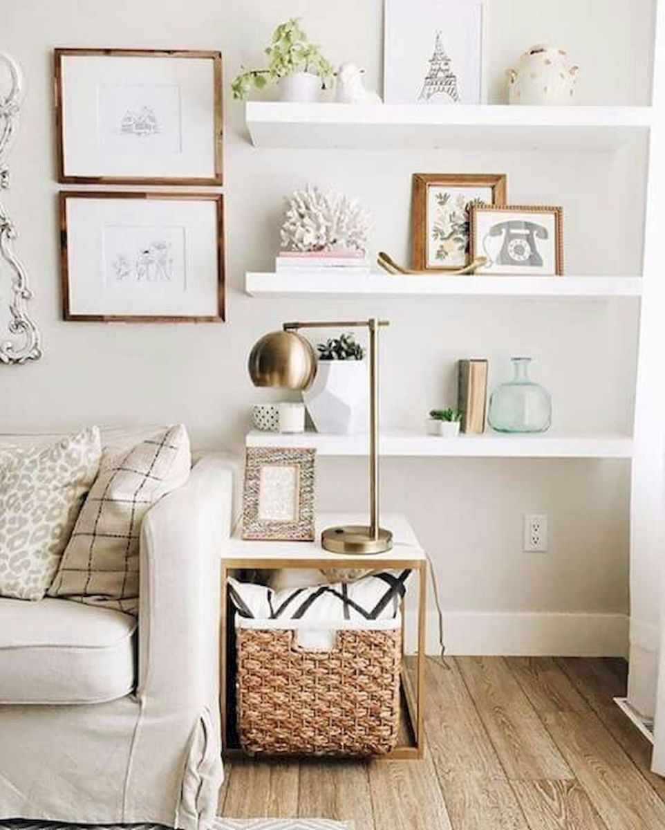 Creative Farmhouse Style Side Table Design Made From Scrap And Reclaimed Materials (69)