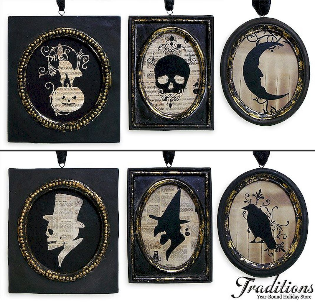Creepy Halloween Wall Arts and Printables Part 30
