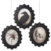 Creepy Halloween Wall Arts and Printables Part 39