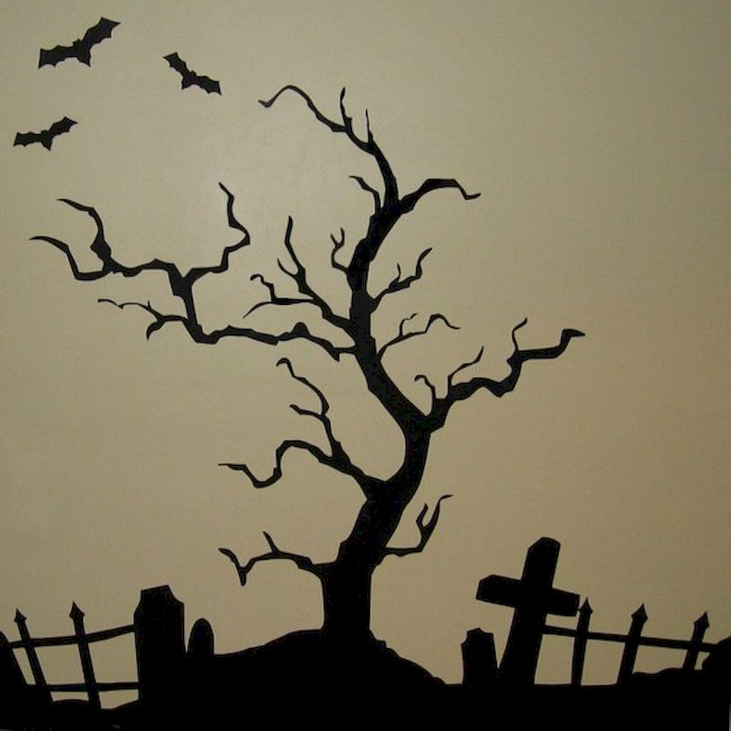 Creepy Halloween Wall Arts and Printables Part 46