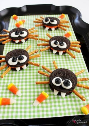 Cute Halloween party decorations for children Part 33