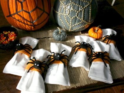 Cute Halloween party decorations for children Part 42