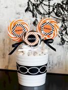 Cute Halloween party decorations for children Part 9
