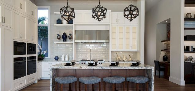 Dual purpose kitchen island that will really safe your space and extra budget as well (9)