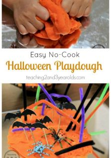 Easy Halloween Crafts and DIY halloween decoration for kids and toddler Part 35