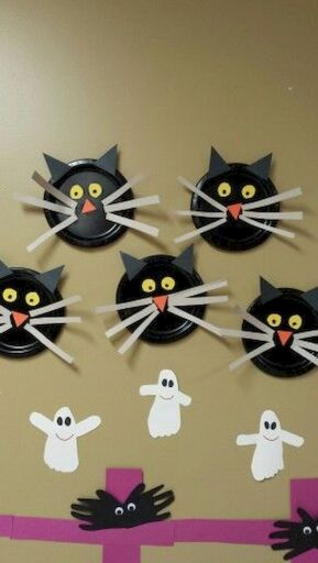 Easy Halloween Crafts and DIY halloween decoration for kids and toddler Part 50