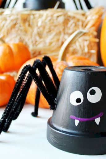 Easy Halloween Crafts and DIY halloween decoration for kids and toddler Part 51