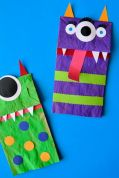 Easy Halloween Crafts and DIY halloween decoration for kids and toddler Part 67
