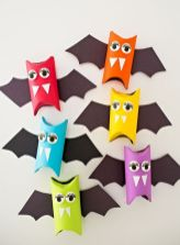 Easy Halloween Crafts and DIY halloween decoration for kids and toddler Part 74