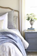 Easy tricks for Nightstand makeover ideas that will makeup the bedroom design Part 19