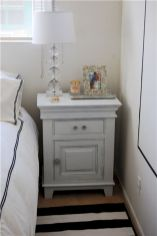 Easy tricks for Nightstand makeover ideas that will makeup the bedroom design Part 58