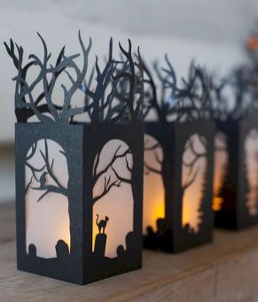 Inspiring Decoration Ideas of Halloween Cubical Office (1)