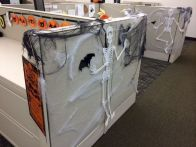 Inspiring Decoration Ideas of Halloween Cubical Office (10)