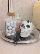 Inspiring Decoration Ideas of Halloween Cubical Office (28)