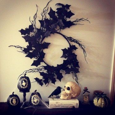 Inspiring Decoration Ideas of Halloween Cubical Office (33)