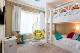 Inspiring Kids Room Design with Best Curtain Ideas Part 15