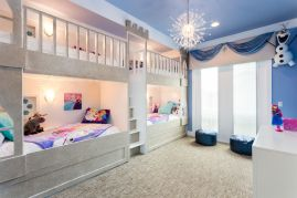 Inspiring Kids Room Design with Best Curtain Ideas Part 16