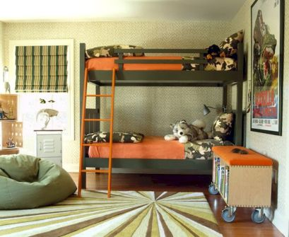 Inspiring Kids Room Design with Best Curtain Ideas Part 29