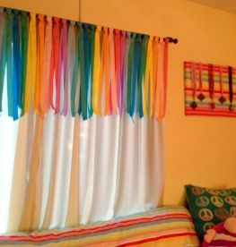 Inspiring Kids Room Design with Best Curtain Ideas Part 36