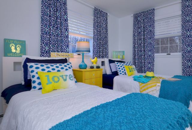 Inspiring Kids Room Design with Best Curtain Ideas Part 9