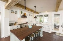 Modern Farmhouse Kitchens Inspirations Part 15
