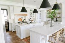 Modern Farmhouse Kitchens Inspirations Part 47