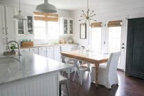 Modern Farmhouse Kitchens Inspirations Part 54
